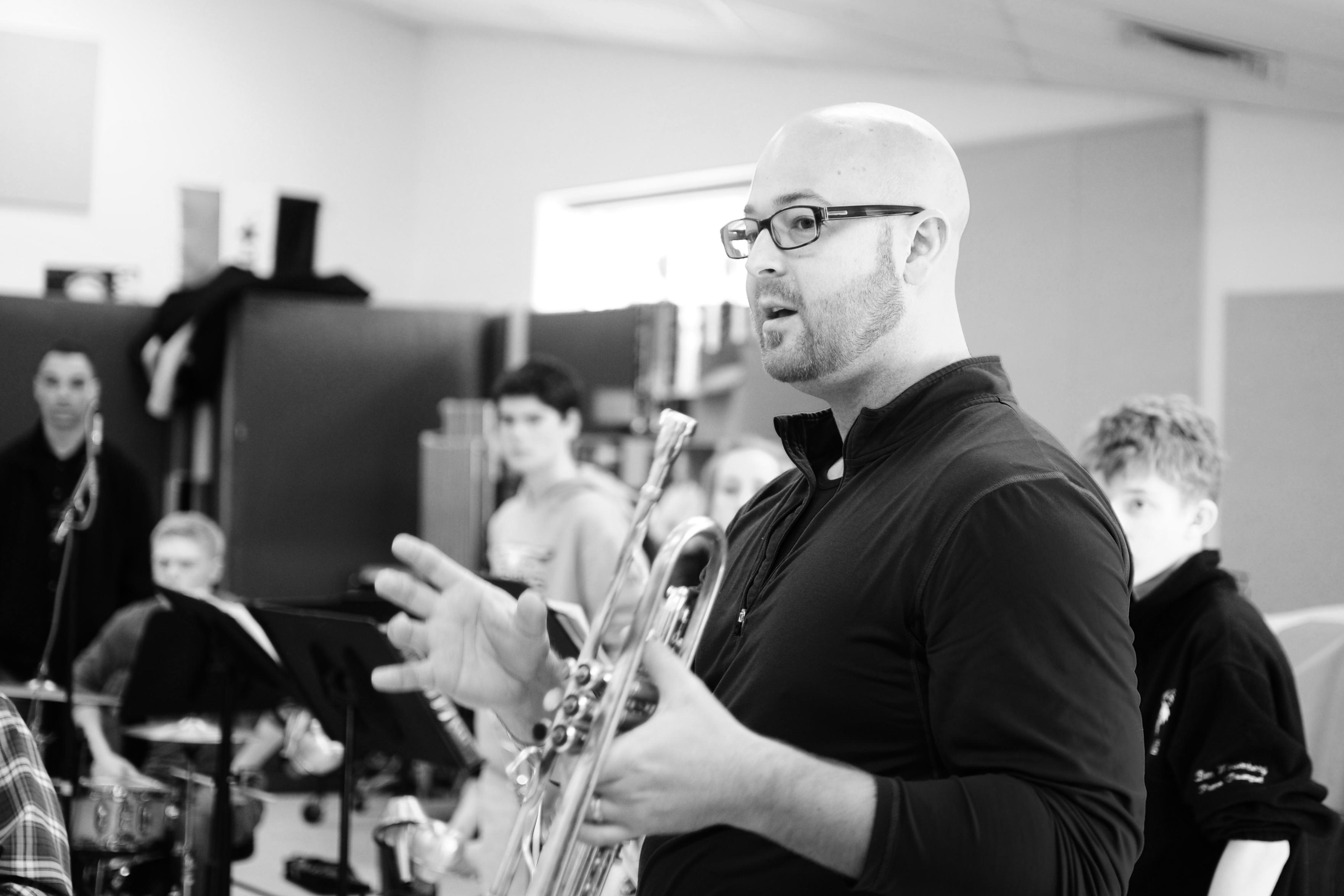 Jazz Band Clinic