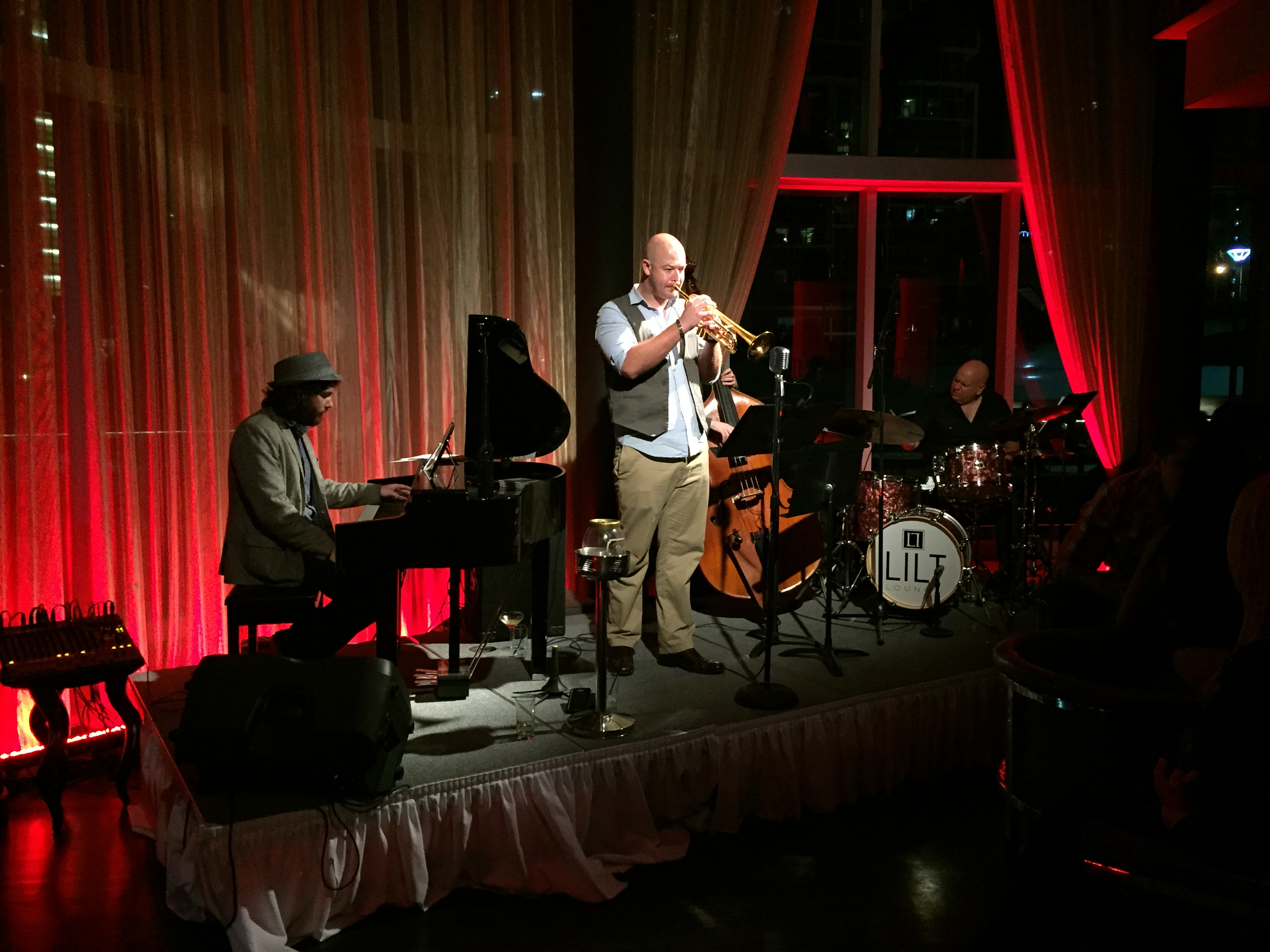 Jared Hall Quartet @ Lilt Lounge