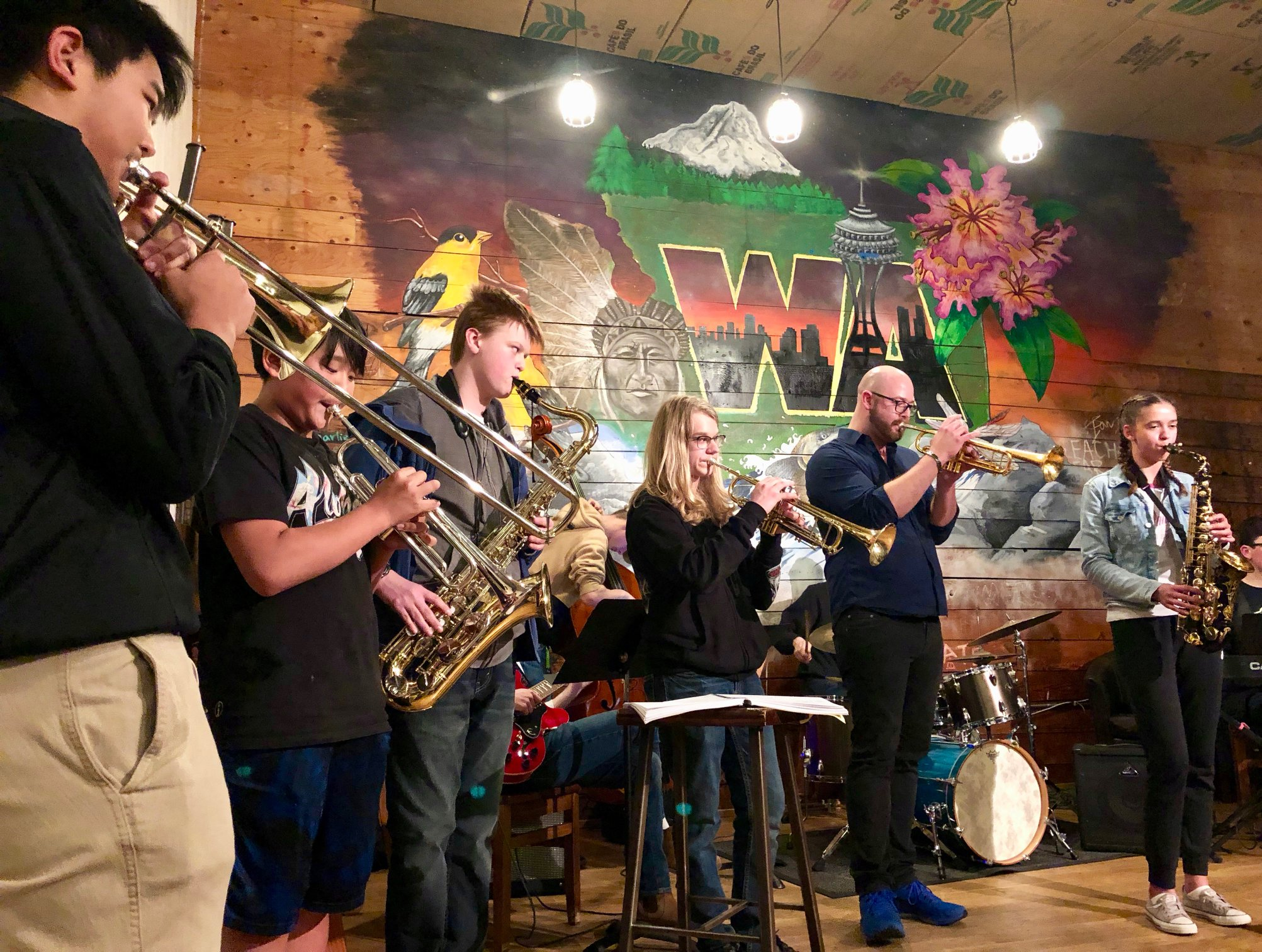 Roosevelt Jazz Jam