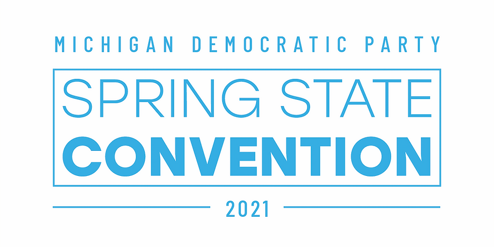 Michigan Democratic Party Statewide Convention