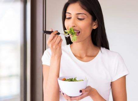 ¿Cómo masticar correctamente los alimentos?