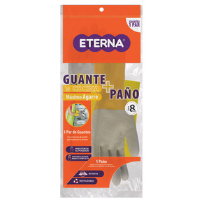 Oferta guante + paño