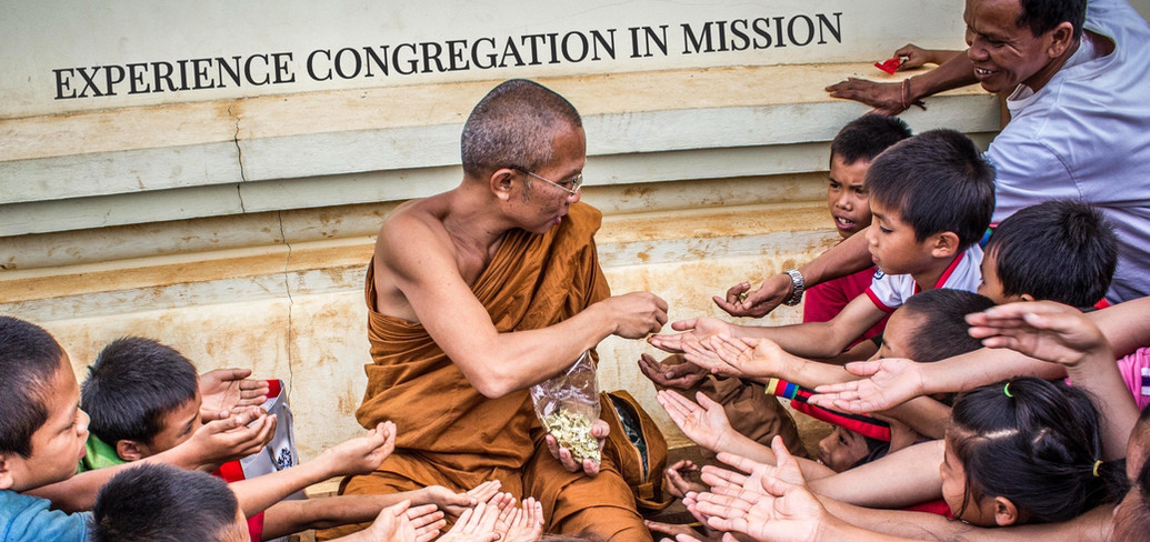 EXPERIENCE CONGREGATION IN MISSION