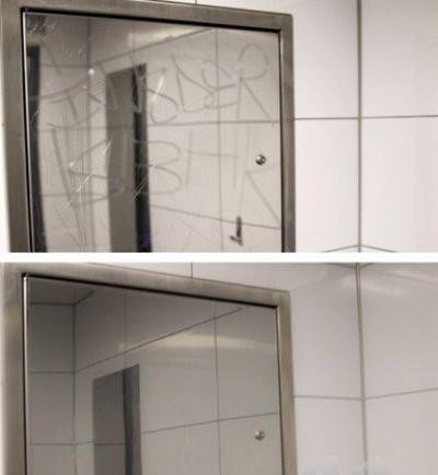 Mirror Shield alternate to repair