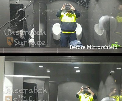 Unscratch Your Mirrors with MirrorShield