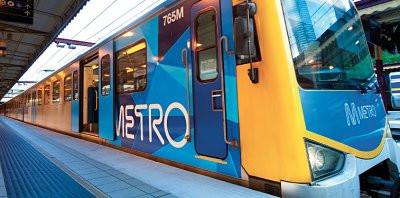 Vandalising Melbourne's Public Transport System