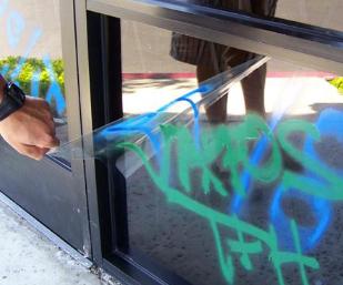 Anti Graffiti Film
