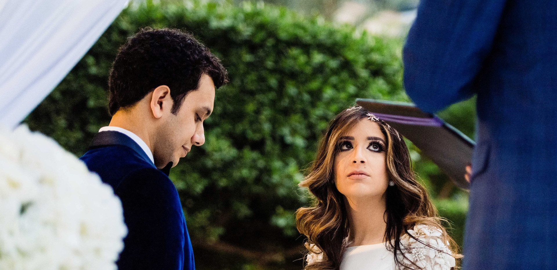 Lorena and Husam