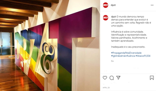 LGBTQIA+ NA PUBLICIDADE