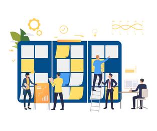 Agile marketing e suas metodologias transformadoras