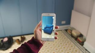 Apps de realidade aumentada ajudam na hora de decorar ou mobiliar