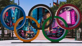 As marcas por trás das Olimpíadas