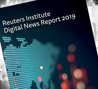 Confiança na mídia diminui, de acordo com o novo relatório do Reuters Institute