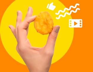 Será que vocês conhecem esses nuggets?