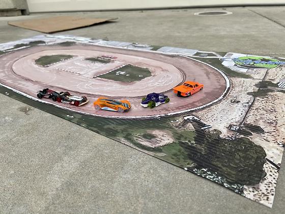 JKL Racing Play Mat
