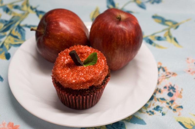 Apple Cupcakes _3
