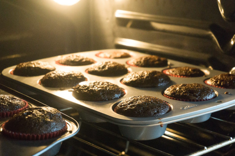 Apple Cupcakes_rise