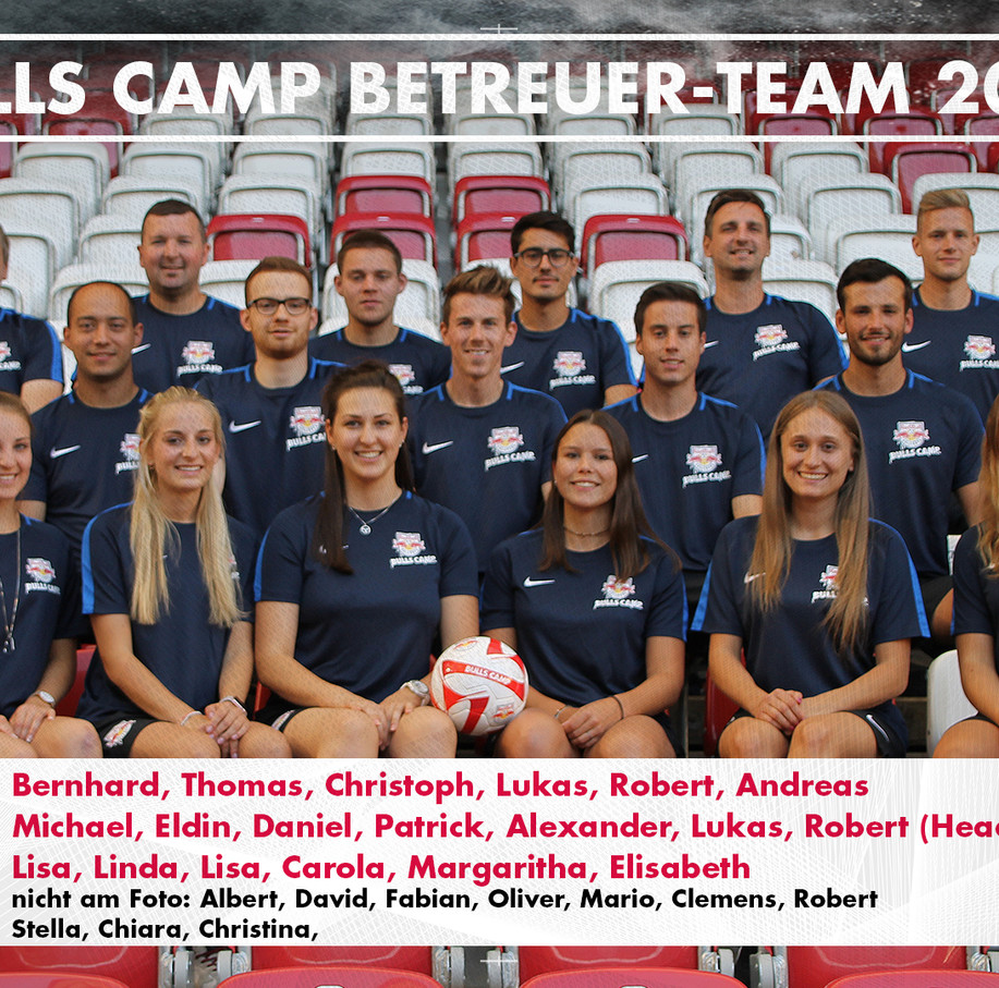 Red Bull Camps 2018