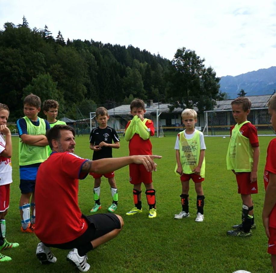 Sommer Training U9