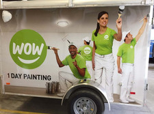 These vehicle graphics can be printed for cars, vans, trucks and more.  They were all printed in house on our digital large format presses and installed by our very own Category 5 install team!