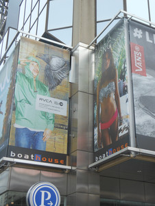 billboard, printing, large format, digital print