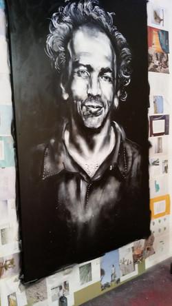 Fred Nicole mural