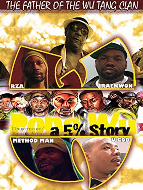 Popa Wu a 5% Story DVD cover