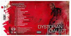'Dystopian Dialect' vinyl reverse