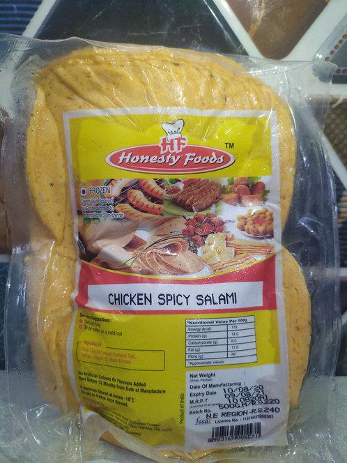 Chi. Spicy Salami (500 g)