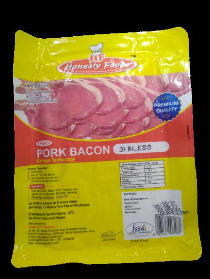 Pork Bacon Skinless (200 g)