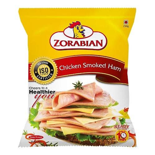 Chicken Smoked Ham