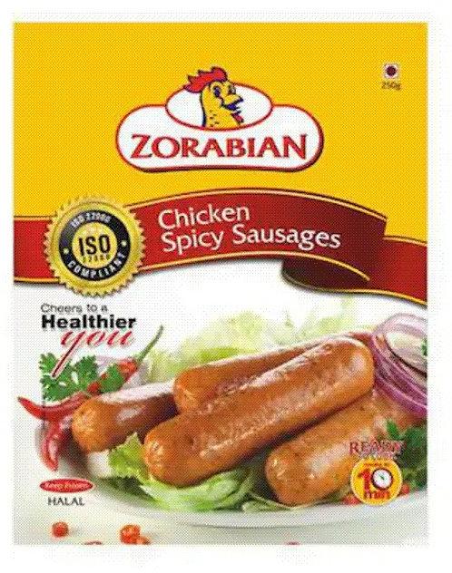Chicken Spicy Sausage