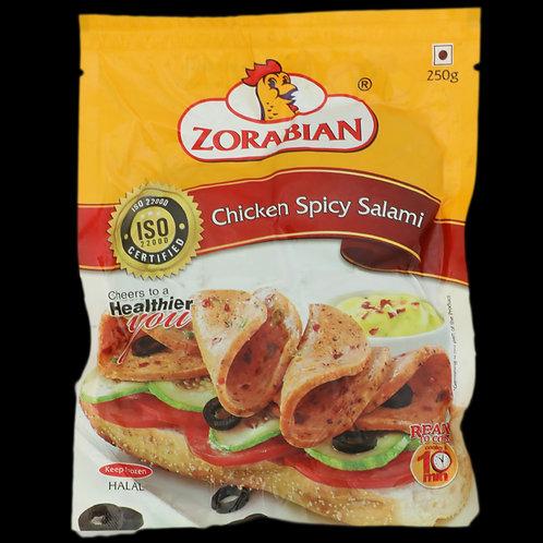Chicken Spicy Salami