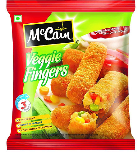 Veggie Fingers (400 gm)
