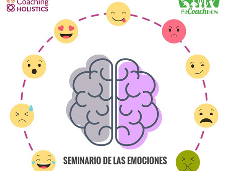 Próximamente - Seminario de Emociones