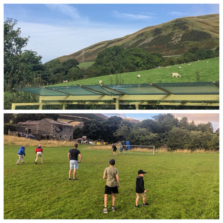 Howgills Barn Games Field Fun