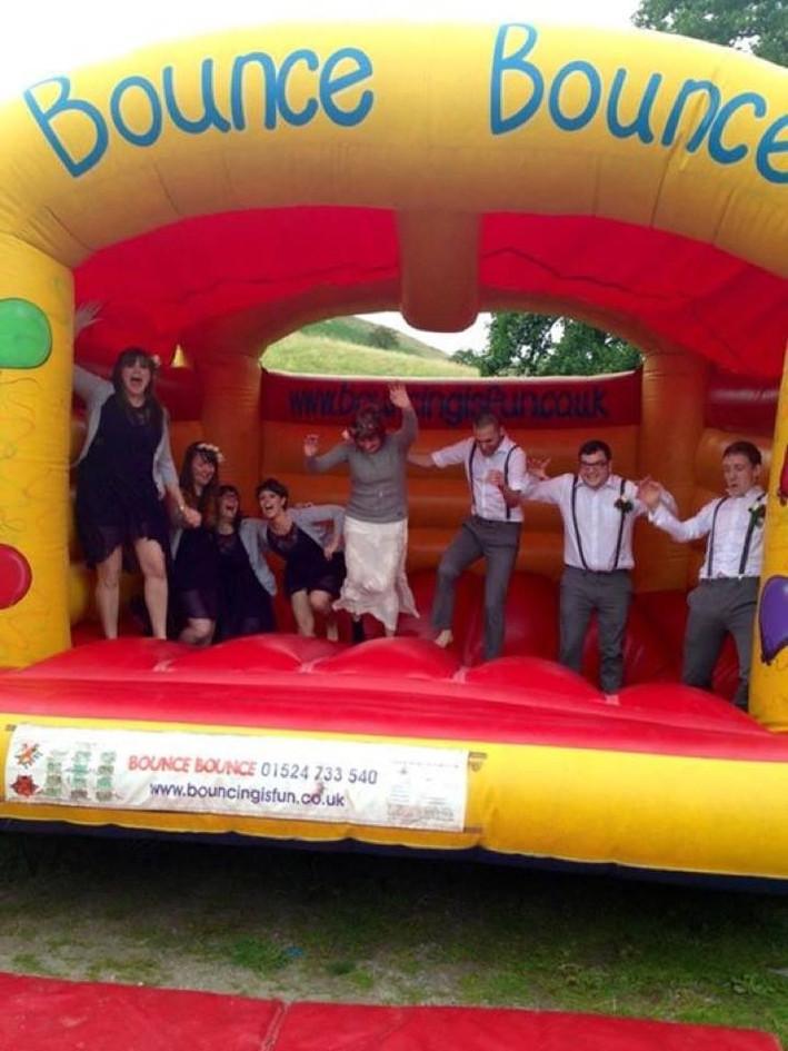 Fun for all in Sedbergh