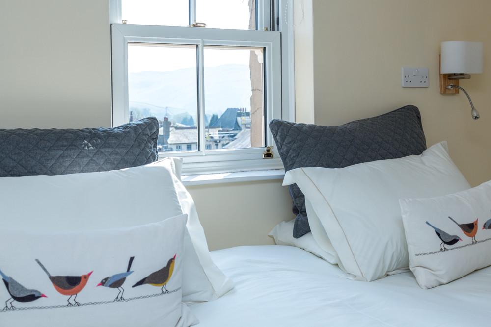Howgills Apartments 11  Double Bedroom F