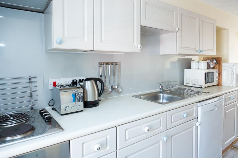Howgills Apartments 11  Kitchen Self Cat