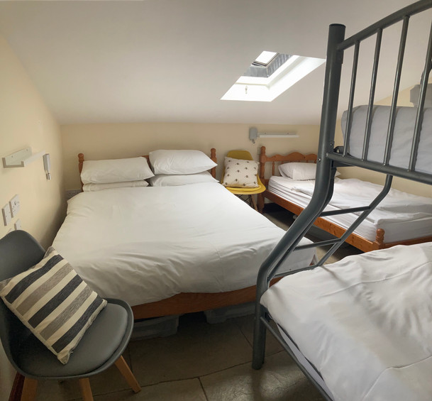 Bedroom H with disabled access