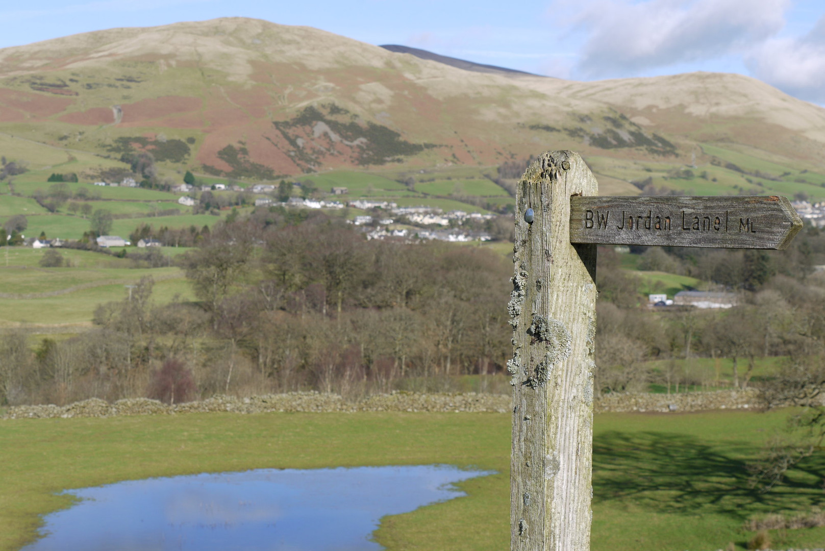 Howgill Fells Sedbergh Yorkshire