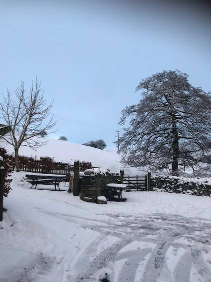 Howgills Barn