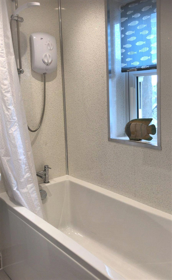 Howgills Apartment 12  Bathroom