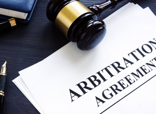 Insights into the Arbitration Process