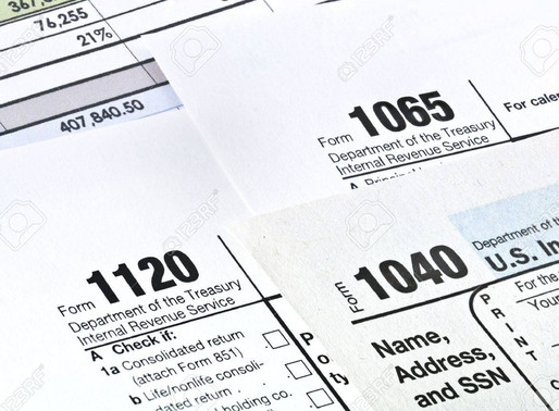 Handling a 'Wrong Information' Form From the IRS