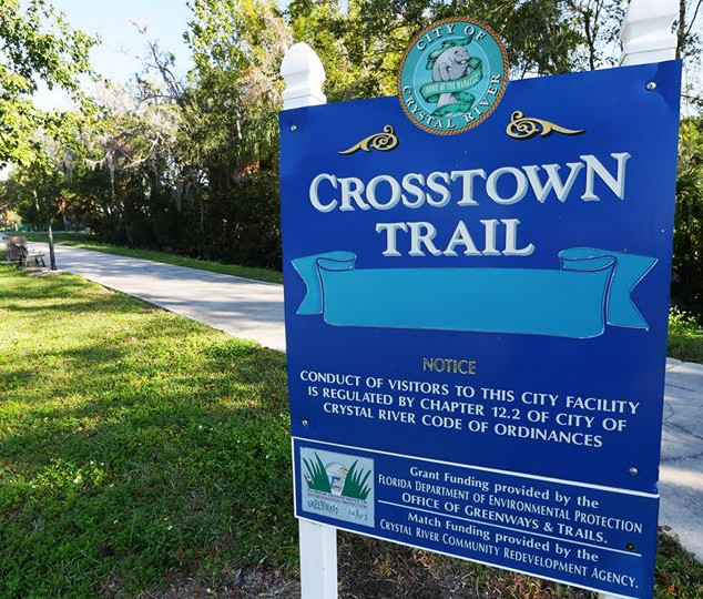 Explore on the Crosstown Trail!