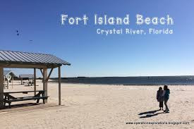 Fort Island beach is only minutes away!
