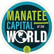 Yes, it's Official. We ARE Manatee Capital of the world!