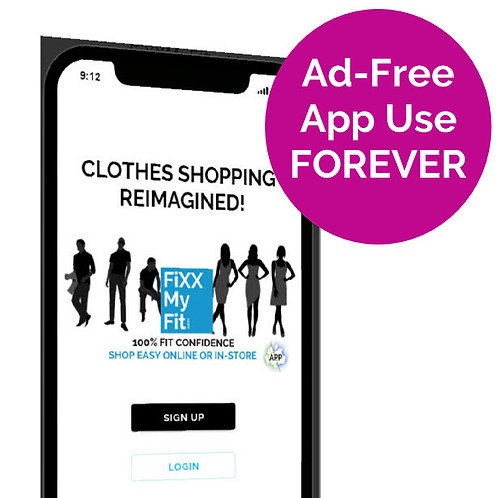 Pre-Launch Ad Free Forever Offer