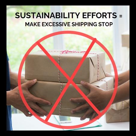 FiXXMyFit & Sustainability